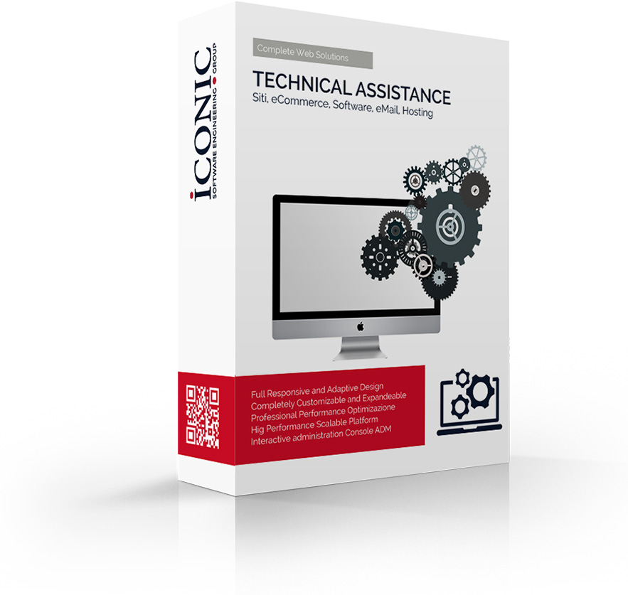Iconic Srl - Soluzioni efficaci e strategiche - Assistenza tecnica informatica sito
