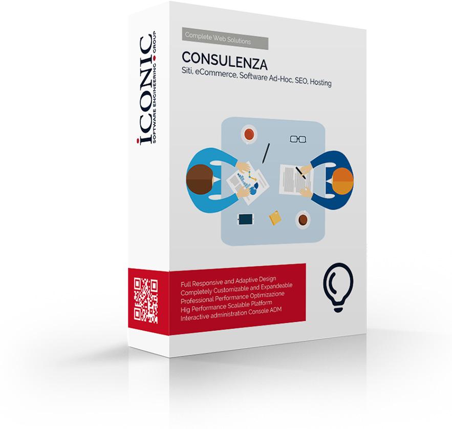 Iconic Srl - Soluzioni efficaci e strategiche - Consulenza sito web