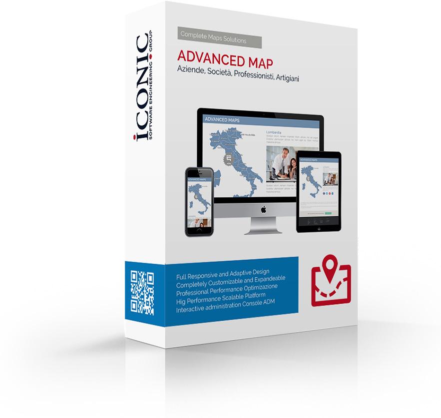 Iconic Srl - Soluzioni efficaci e strategiche - Mappa Avanzata