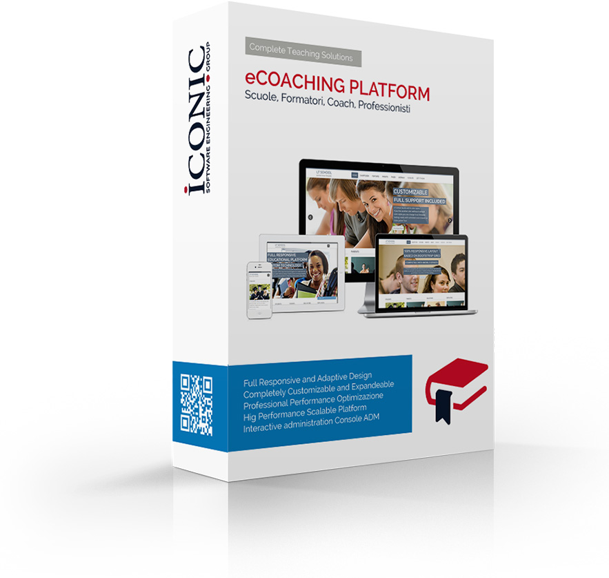 Iconic Srl - Soluzioni efficaci e strategiche - e Coaching - e Learning