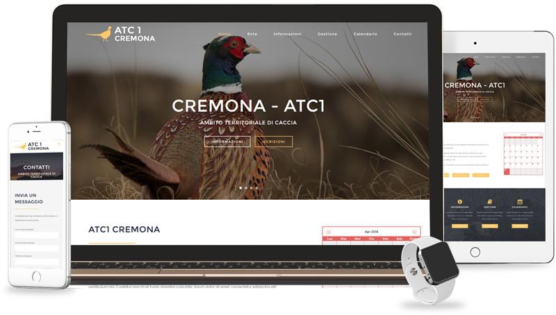 Iconic Srl - Realizzazione Sito Web - ATC1 a Casalmaggiore
