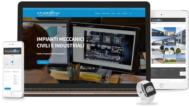 Iconic Srl - Realizzazione Sito Web - Studio APiu a Medolla (MO)