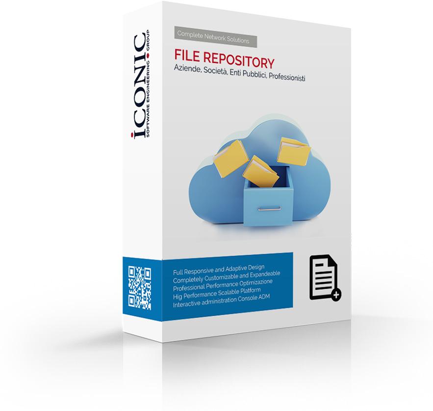 Iconic Srl - Soluzioni efficaci e strategiche - Archivio File