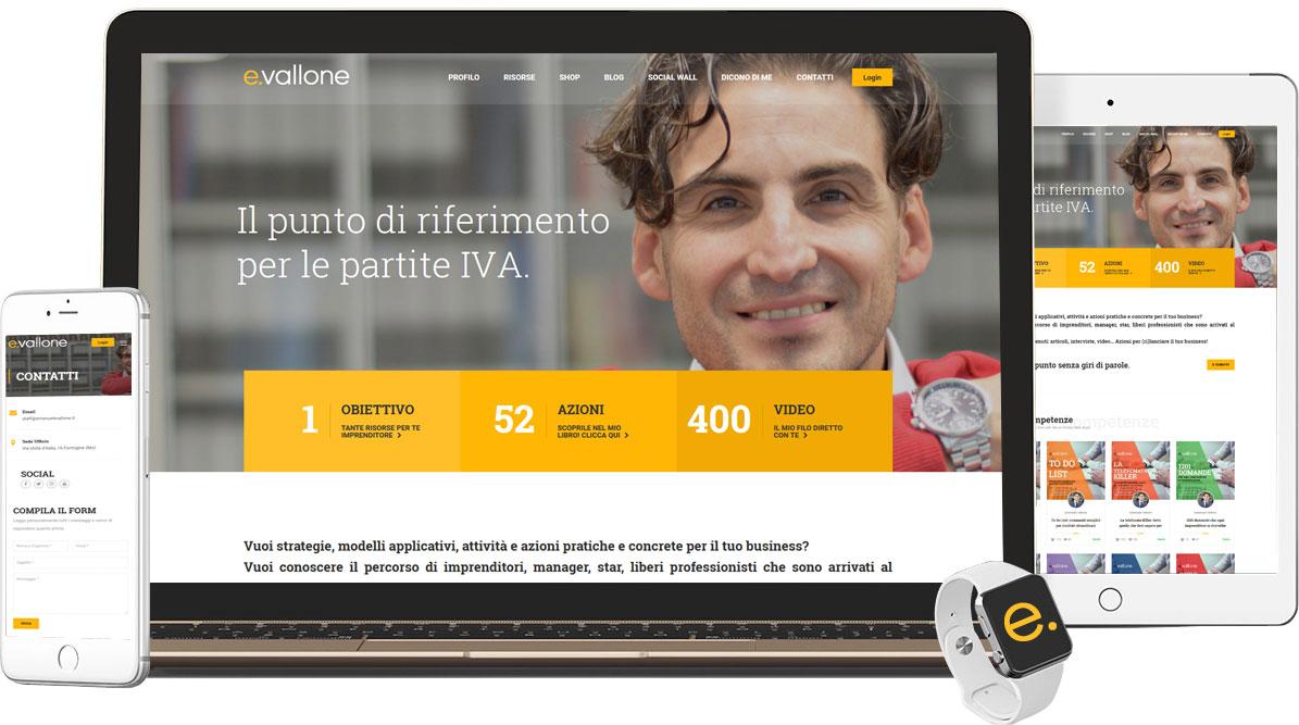 Iconic Srl - Realizzazione Sito Web - Emanuele Vallone a Modena