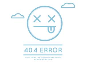 Iconic Srl - Errori 404 - Cosa sono e perchè evitarli