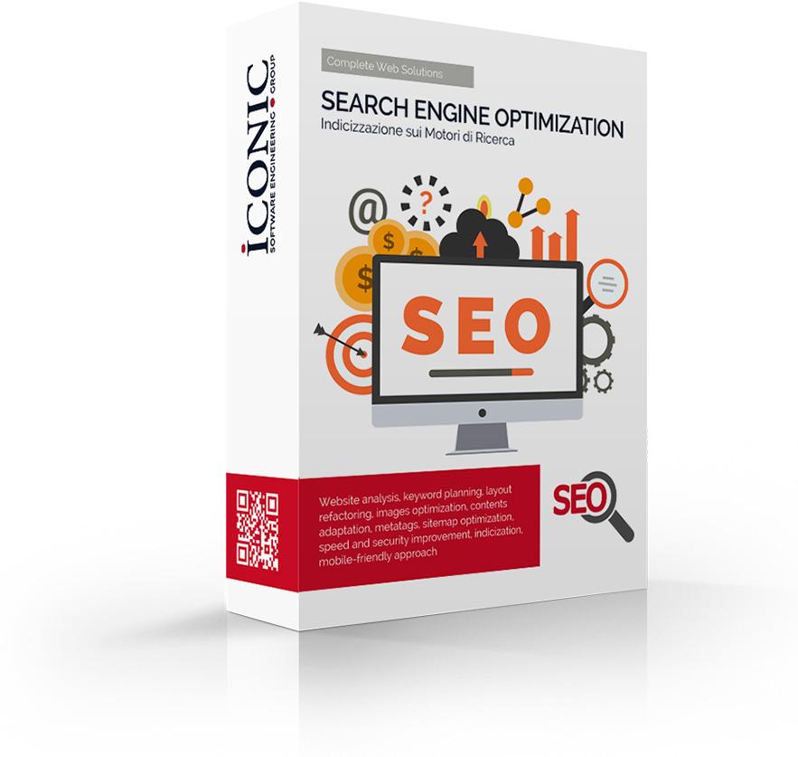 Iconic Srl - Soluzione SEO per la tua Azienda - Migliora il tuo posizionamento nei motori di ricerca