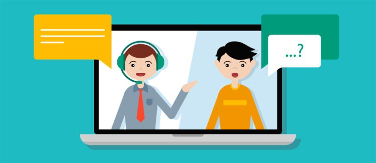 Iconic Srl - Live chat: vantaggi per il marketing aziendale